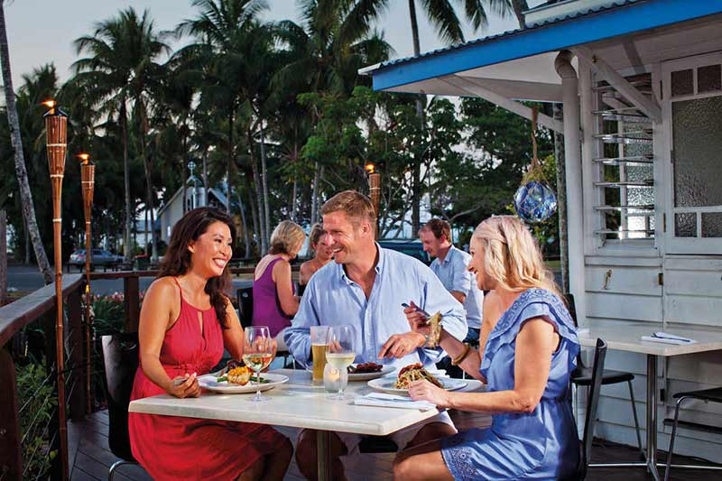 port douglas dining